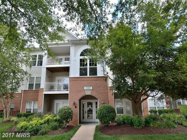 1509 North Point Dr #102, Reston, VA 20194 (#FX10084119) :: Network Realty Group
