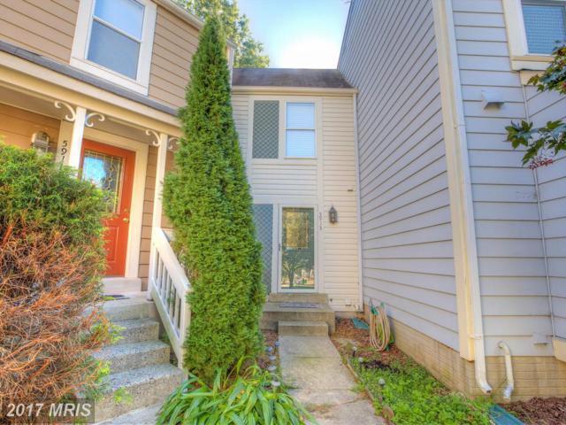 5913 Saint Giles Way, Alexandria, VA 22315 (#FX10084594) :: Browning Homes Group