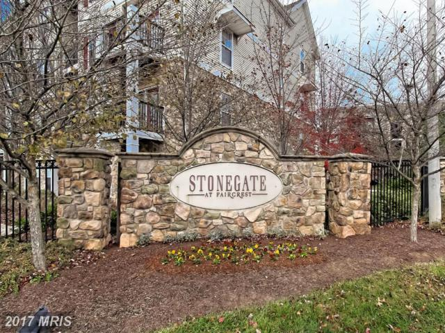 13357-H Connor Drive H, Centreville, VA 20120 (#FX10084913) :: The Vashist Group