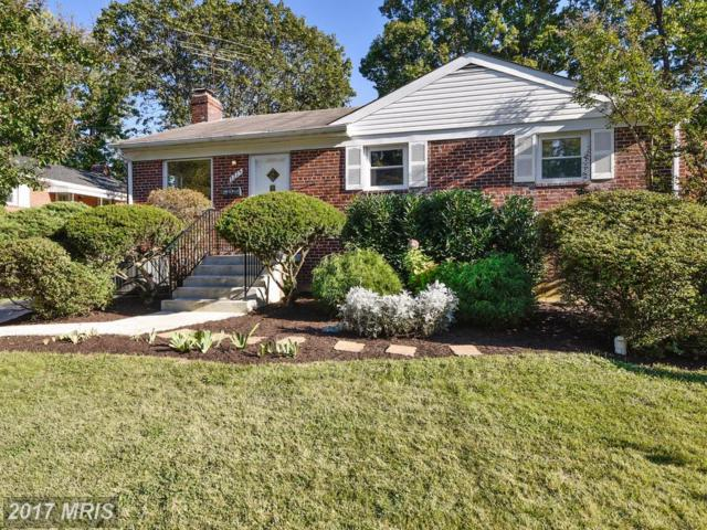 3215 Dye Drive, Falls Church, VA 22042 (#FX10085412) :: LoCoMusings