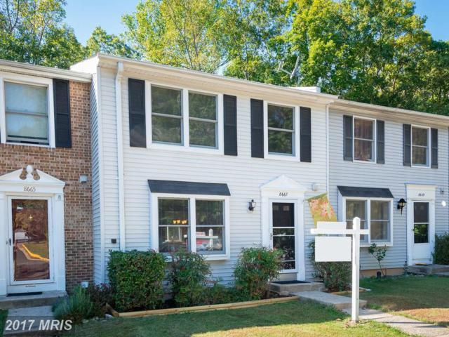 8667 Rising Creek Court, Springfield, VA 22153 (#FX10085665) :: Browning Homes Group
