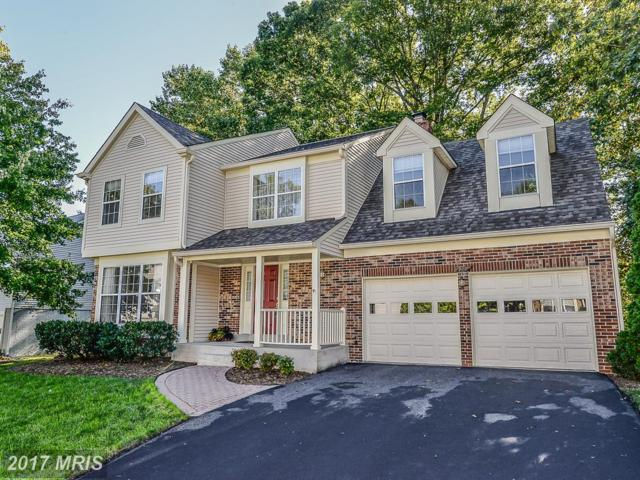 8227 Walnut Ridge Road, Fairfax Station, VA 22039 (#FX10085709) :: Browning Homes Group