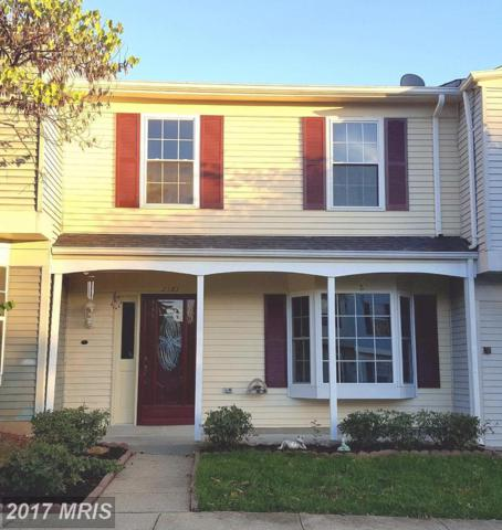 2181 Mager Drive, Herndon, VA 20170 (#FX10085792) :: The Vashist Group