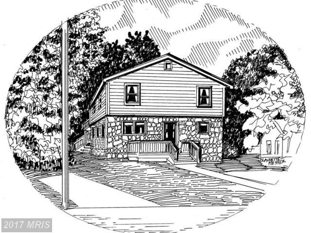 2807 E Lee Avenue, Alexandria, VA 22306 (#FX10086236) :: Colgan Real Estate