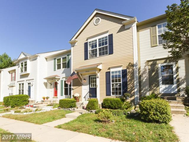 7909 Old Carriage Trail, Alexandria, VA 22315 (#FX10086335) :: The Gus Anthony Team