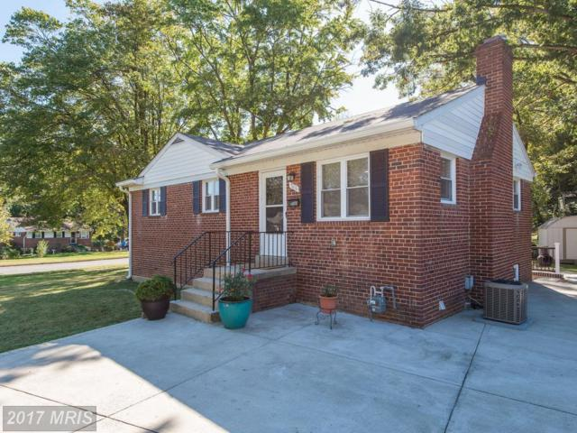 7111 Strathmore Street, Falls Church, VA 22042 (#FX10086395) :: Pearson Smith Realty