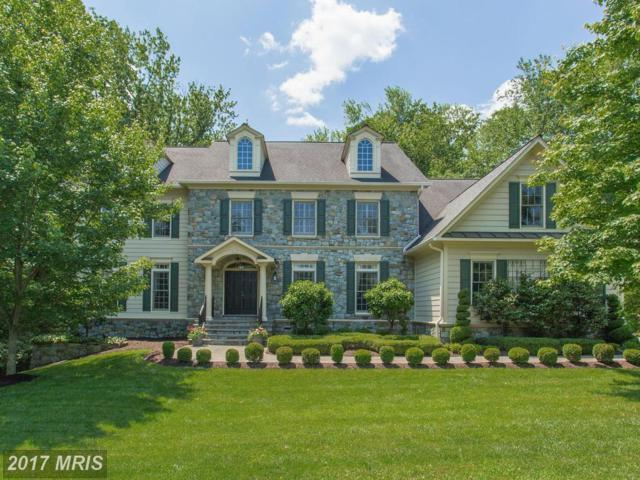 7205 Capitol View Drive, Mclean, VA 22101 (#FX10087291) :: The Vashist Group