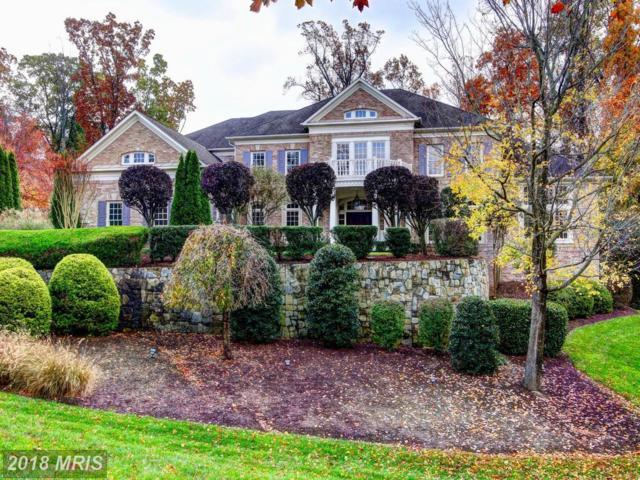 7845 Montvale Way, Mclean, VA 22102 (#FX10088857) :: Green Tree Realty