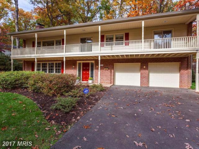 9206 Coronado Terrace S, Fairfax, VA 22031 (#FX10102010) :: Pearson Smith Realty