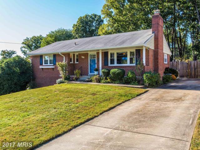 5954 Kedron Street, Springfield, VA 22150 (#FX10103679) :: Pearson Smith Realty