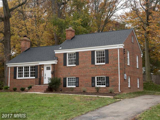 5302 Atlee Place, Springfield, VA 22151 (#FX10104116) :: Long & Foster