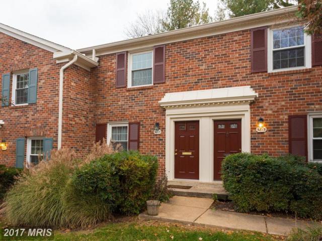 5813 Torington Drive #847, Springfield, VA 22152 (#FX10105088) :: Fine Nest Realty Group