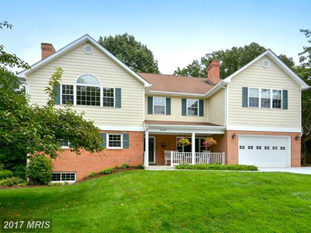 6428 Noble Drive, Mclean, VA 22101 (#FX10105363) :: AJ Team Realty
