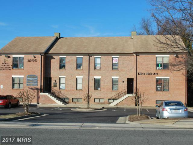 7540-B Little River Turnpike #9, Annandale, VA 22003 (#FX10106545) :: The Putnam Group