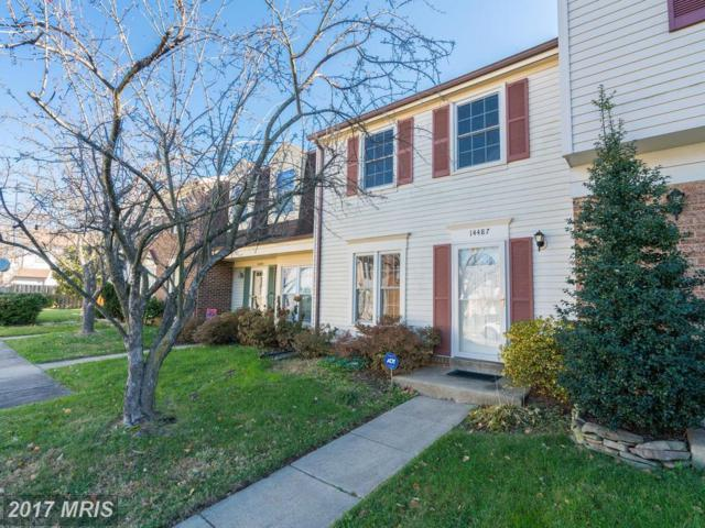 14487 Black Horse Court, Centreville, VA 20120 (#FX10109525) :: The Maryland Group of Long & Foster
