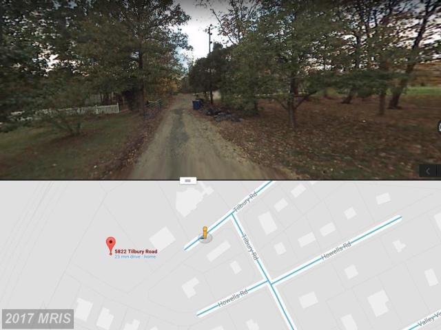 5822-A Tilbury Road, Alexandria, VA 22310 (#FX10117845) :: Pearson Smith Realty