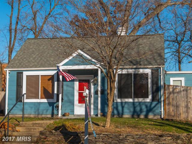 6908 Kenfig Drive, Falls Church, VA 22042 (#FX10119490) :: Arlington Realty, Inc.
