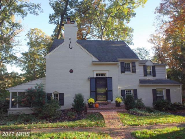 3419 Woodside Road, Alexandria, VA 22310 (#FX10125728) :: Pearson Smith Realty