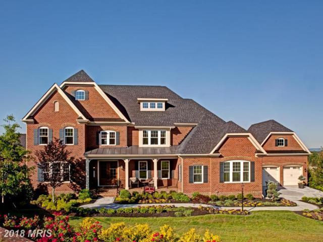6823 Lilly Belle Court, Centreville, VA 20120 (#FX10127927) :: The Gus Anthony Team