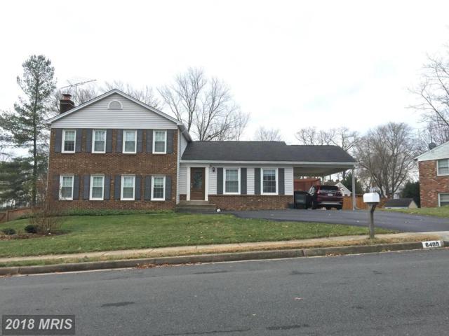 6409 Glenbard Road, Burke, VA 22015 (#FX10129286) :: Browning Homes Group