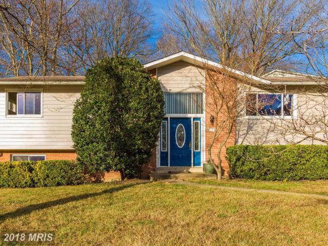8134 Springfield Village Drive, Springfield, VA 22152 (#FX10129368) :: Pearson Smith Realty