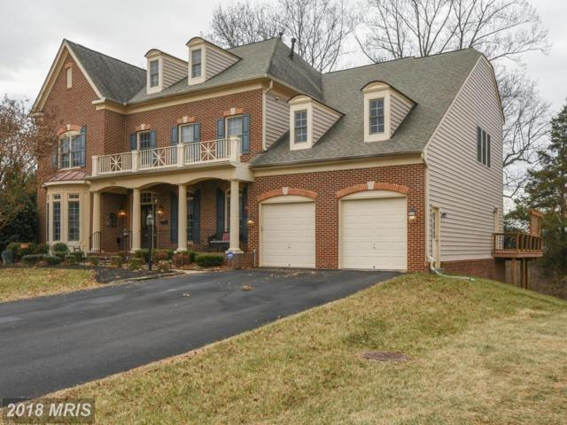 5284 Meadow Estates Drive, Fairfax, VA 22030 (#FX10129450) :: Pearson Smith Realty