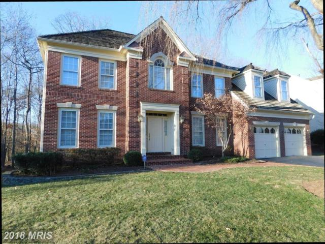 8406 Crosslake Drive, Fairfax Station, VA 22039 (#FX10129721) :: Colgan Real Estate