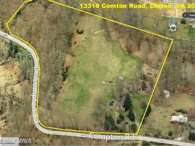 13316 Compton Road, Clifton, VA 20124 (#FX10130381) :: Browning Homes Group