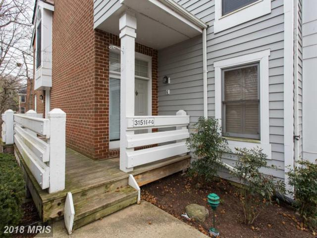 3151 Anchorway Court G, Falls Church, VA 22042 (#FX10130555) :: Arlington Realty, Inc.