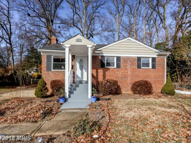 7110 Strathmore Street, Falls Church, VA 22042 (#FX10133649) :: Arlington Realty, Inc.