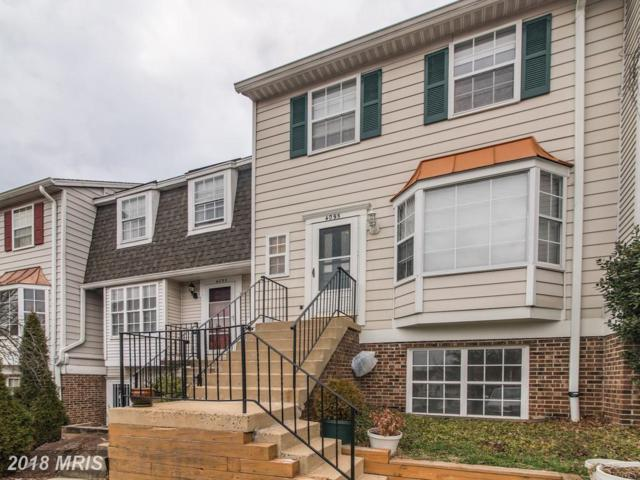 4095 Weeping Willow Court 139B, Chantilly, VA 20151 (#FX10136177) :: The Hagarty Real Estate Team