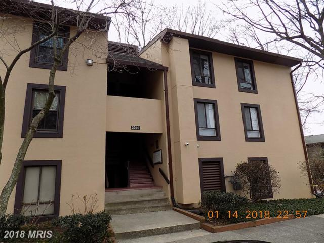 2249 Castle Rock Square 2B, Reston, VA 20191 (#FX10137104) :: CR of Maryland