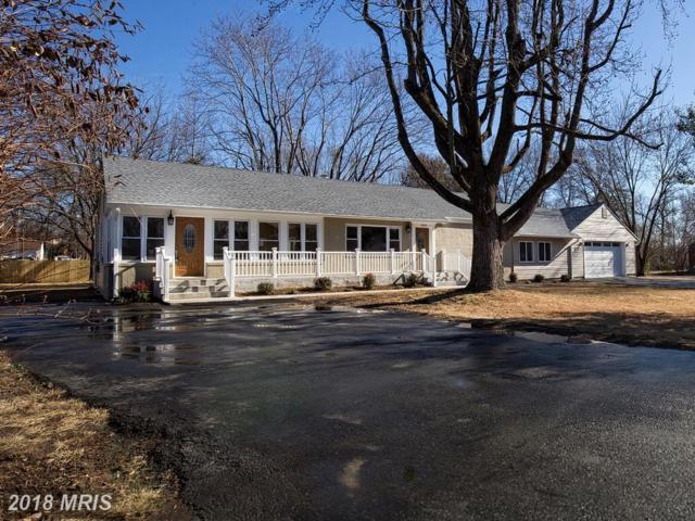 9209 Gilmore Drive, Lorton, VA 22079 (#FX10138214) :: Browning Homes Group