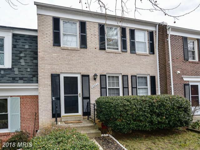 9504 Burdett Road, Burke, VA 22015 (#FX10140238) :: CR of Maryland