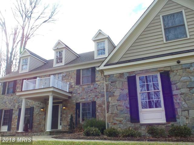 7710 Rose Gate Court, Clifton, VA 20124 (#FX10146629) :: Long & Foster