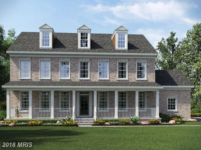 0 Fox Chapel Estates Drive, Fairfax, VA 22030 (#FX10149320) :: The Gus Anthony Team