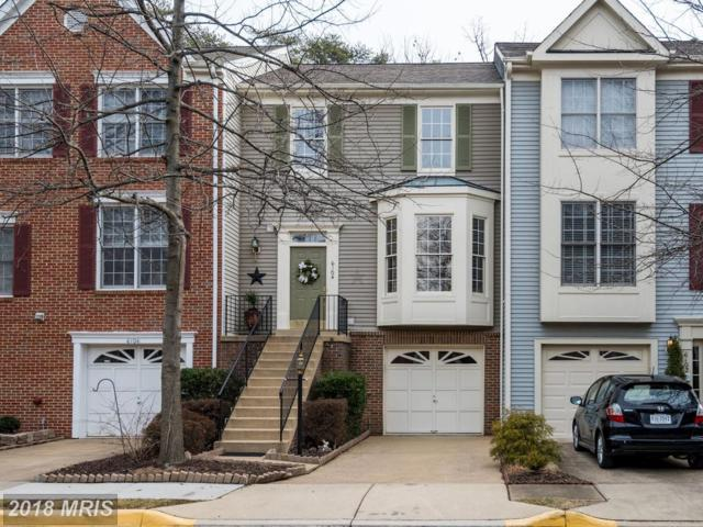 6104 Franconia Commons Court, Alexandria, VA 22310 (#FX10153459) :: SURE Sales Group