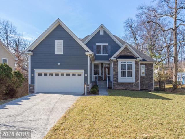 2220 Orchid Drive, Falls Church, VA 22046 (#FX10156600) :: Wilson Realty Group