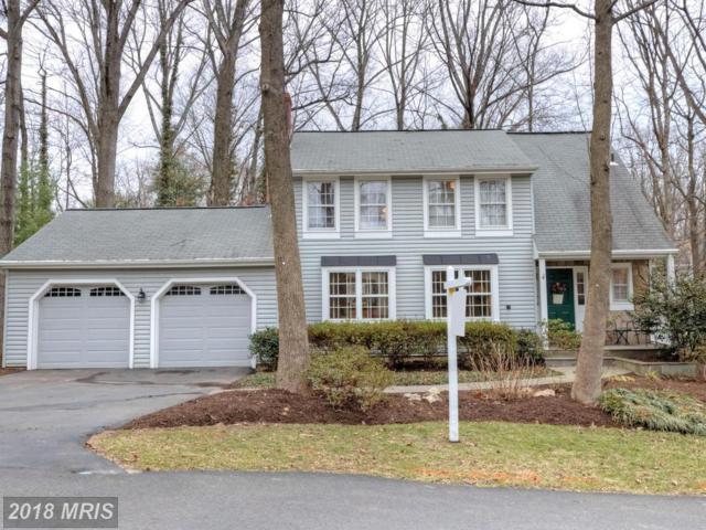 5836 New England Woods Drive, Burke, VA 22015 (#FX10157452) :: AJ Team Realty