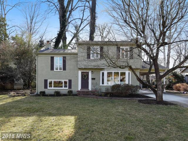 8712 Waterford Road, Alexandria, VA 22308 (#FX10157523) :: The Gus Anthony Team