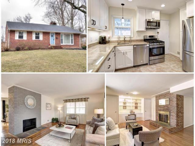 7601 Dunston Street, Springfield, VA 22151 (#FX10158020) :: Long & Foster