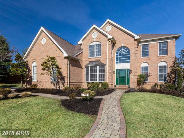 1779 Clovermeadow Drive, Vienna, VA 22182 (#FX10161150) :: The Belt Team