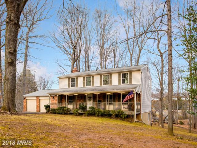 1125 Riva Ridge Drive, Great Falls, VA 22066 (#FX10161840) :: The Belt Team