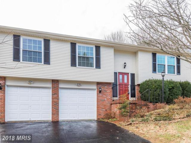 1170 Kettle Pond Lane, Great Falls, VA 22066 (#FX10162615) :: The Belt Team
