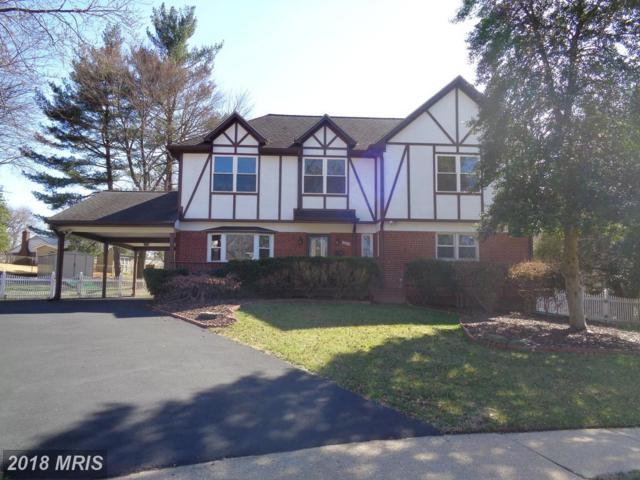 7603 Ingle Place, Springfield, VA 22151 (#FX10165914) :: Advance Realty Bel Air, Inc