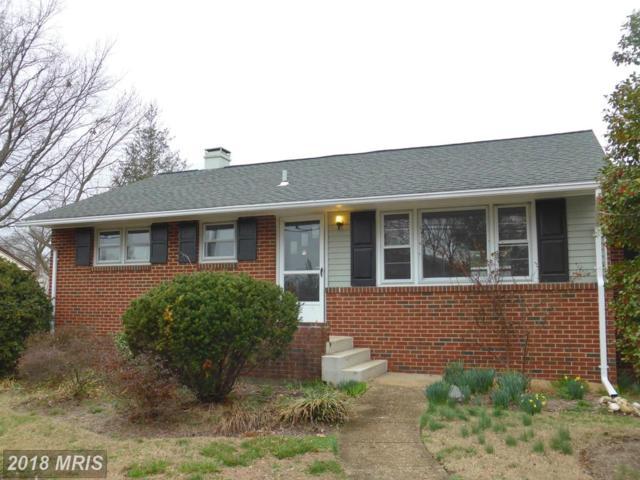 7416 Fordson Road, Alexandria, VA 22306 (#FX10169072) :: Advance Realty Bel Air, Inc