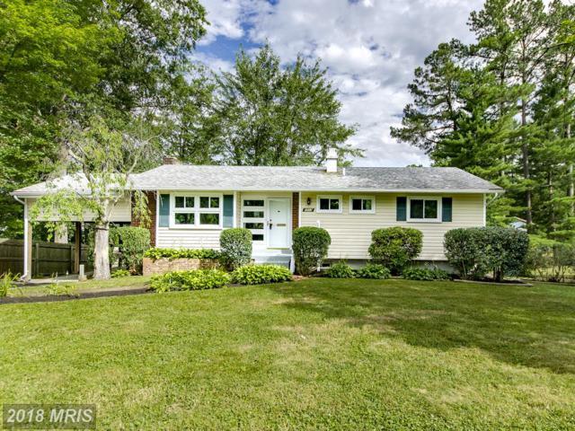7713 Shreve Road, Falls Church, VA 22043 (#FX10169408) :: Browning Homes Group