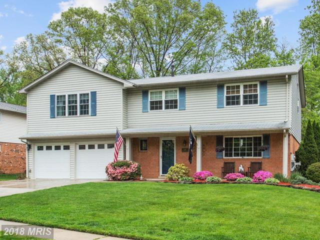 5307 Stonington Drive, Fairfax, VA 22032 (#FX10174126) :: The Vashist Group