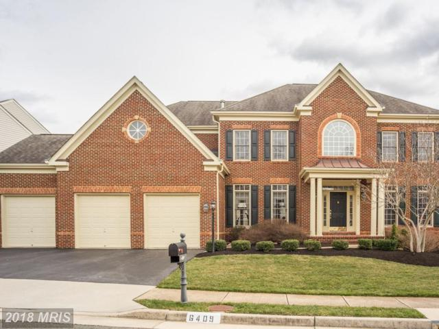 6409 Deepwood Farm Drive, Clifton, VA 20124 (#FX10181111) :: Long & Foster