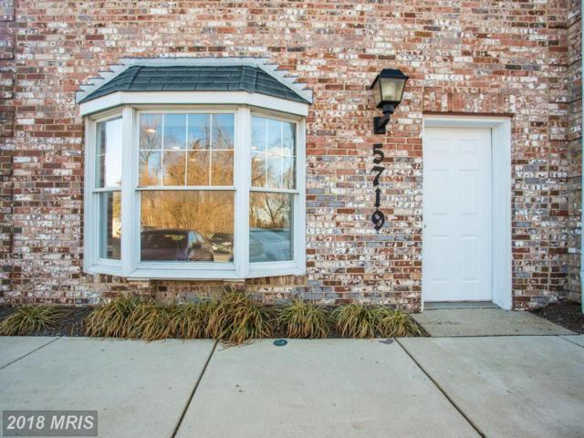 5719 Centre Square Drive #10, Centreville, VA 20120 (#FX10182116) :: Jacobs & Co. Real Estate